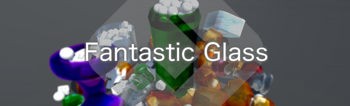 VR Update – Fantastic Glass 1.2.3